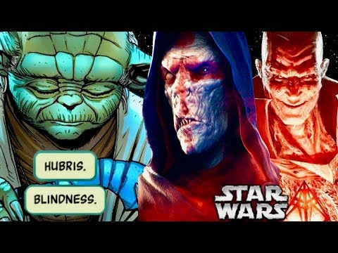 Yoda Recognizes Darth Bane and Darth Plagueis Were Correct!
