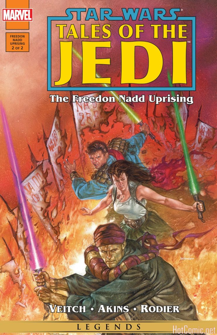 Star Wars: Tales of the Jedi