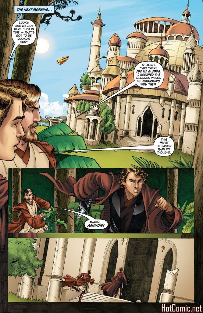 Star Wars Omnibus Clone Wars Issue Tpb 3 Part 2