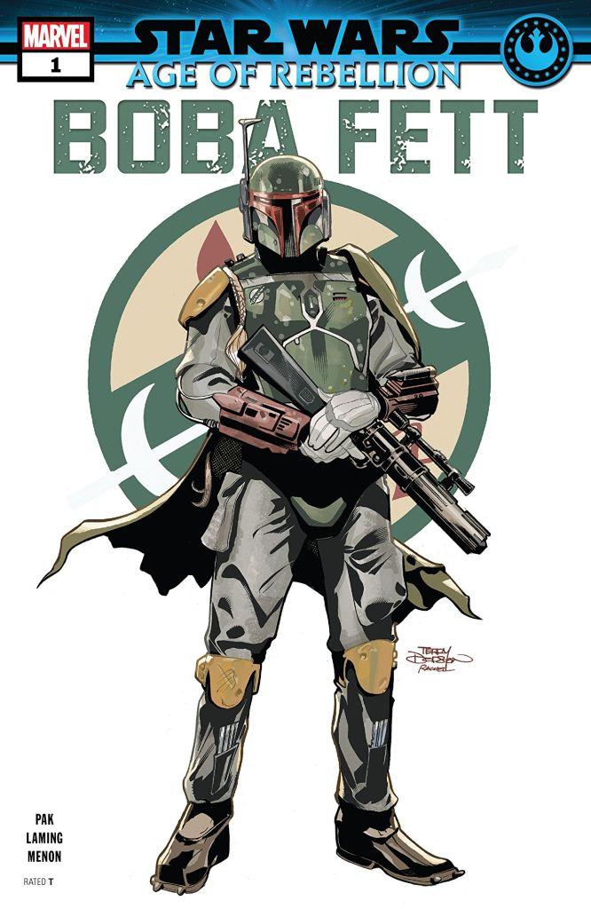 Star Wars – Age Of Rebellion – Boba Fett (2019) 1