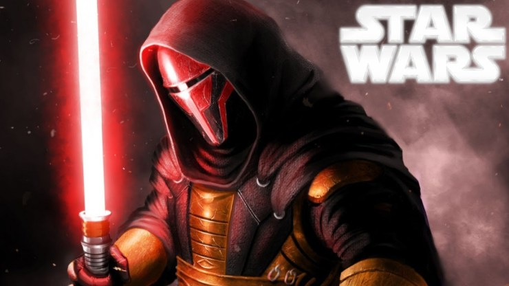 Star Wars Reveals The SON of Darth Revan - Star Wars Explained 1