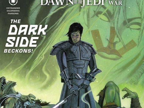 Star Wars Dawn of the Jedi – Force War