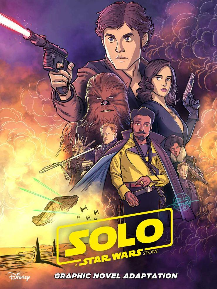 Star Wars – Solo Graphic Novel Adaptation