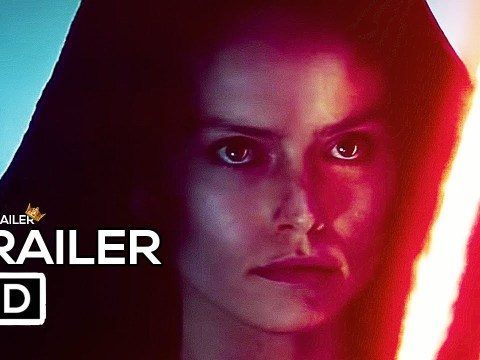 Star Wars Episode IX The Rise Of Skywalker Official Trailer #2 (2019)