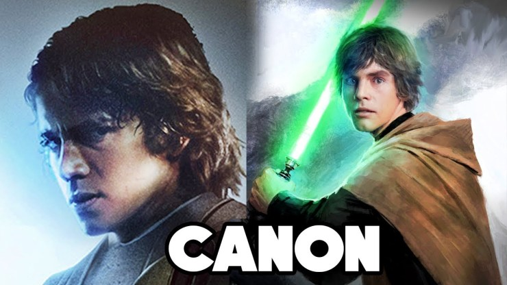 Star Wars Reveals Skywalkers are Mainly Women Chiss (CANON) 1