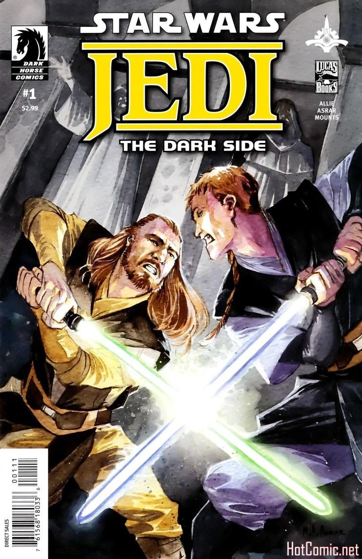 Star Wars Jedi – The Dark Side