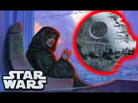 How the Empire LIED About Palpatine's Death! - Star Wars