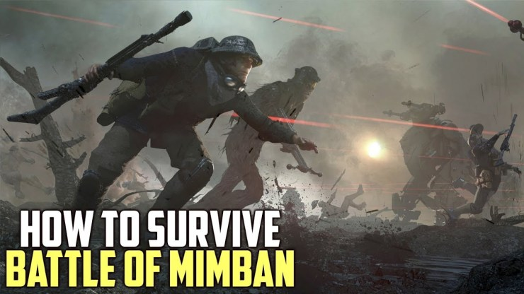 How to Survive the Battle of Mimban | Mudtroopers 1
