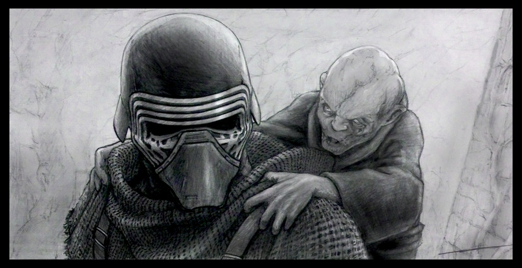 Awesome Star Wars Art !! 1