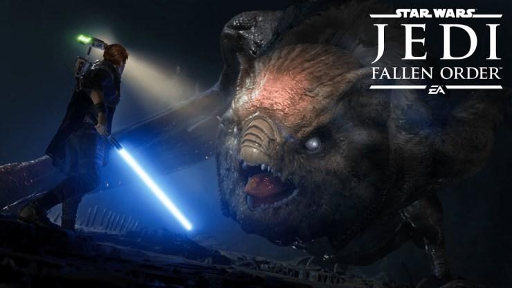 "Star Wars Jedi Fallen Order ""Cal's Mission"" Trailer"