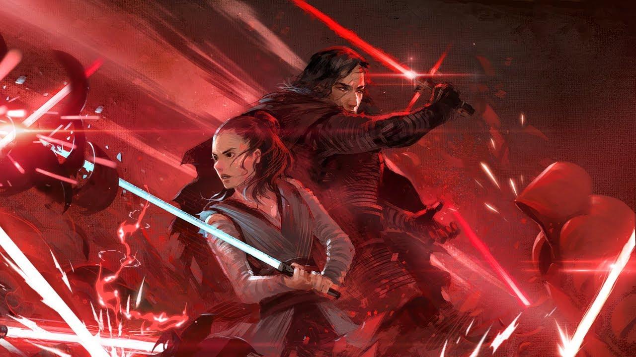 Star Wars The Last Jedi Snoke S Pretorian Guards With Lightsabers