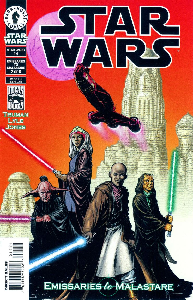Star Wars 14: Emissaries to Malastare, Part 2