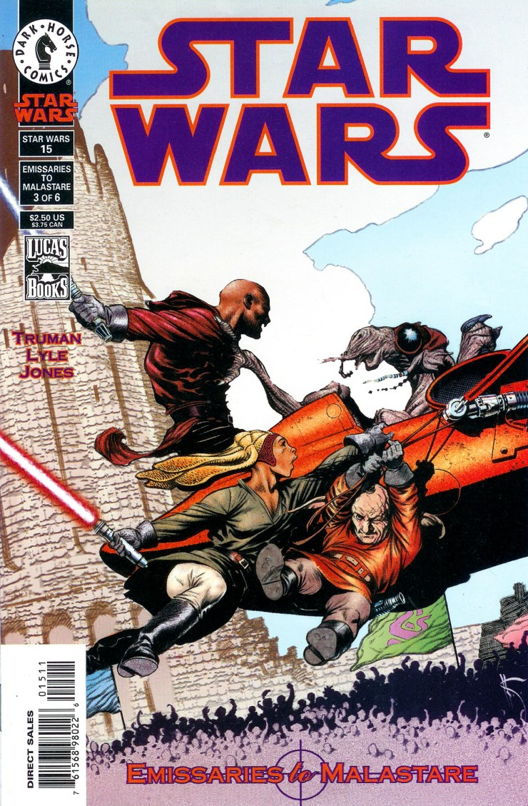 Star Wars 15: Emissaries to Malastare, Part 3