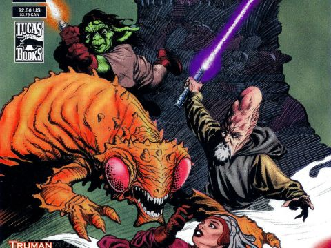 Star Wars 16: Emissaries to Malastare, Part 4