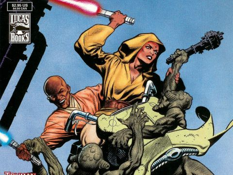 Star Wars 17: Emissaries to Malastare, Part 5