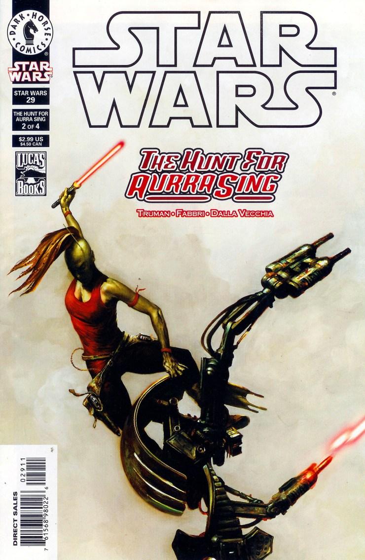 Star Wars 29: The Hunt for Aurra Sing, Part 2