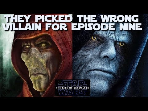How Darth Plagueis could save Episode IX (Theory) 1