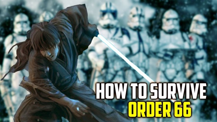 How to Survive Order 66 | Jedi Knights -  Generation Tech 1