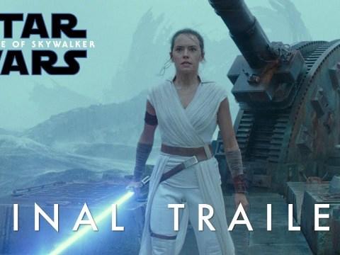 Star Wars Episode IX - The Rise of Skywalker | Final Trailer