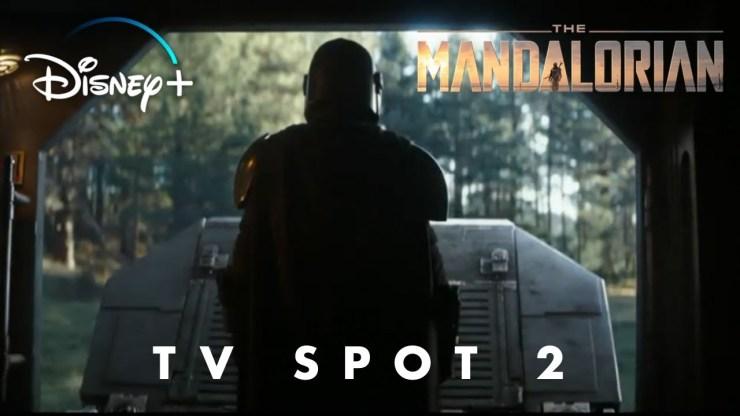 The Mandalorian TV Spot 2 1