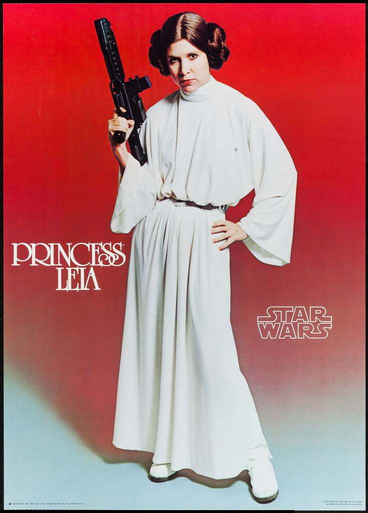 20 Beautiful Star Wars Episode IV - A New Hope Vintage Posters 19