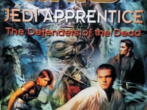 Jedi Apprentice: The Defenders of the Dead
