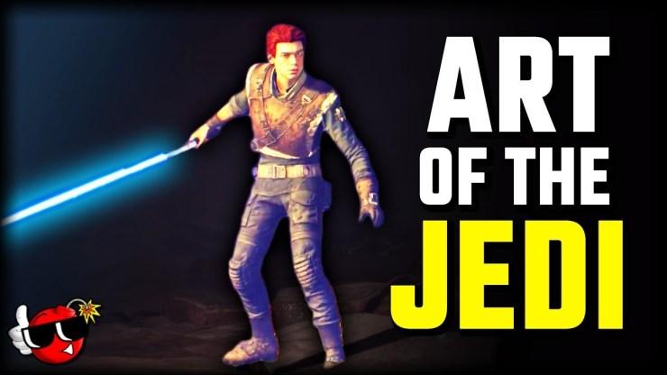 Star Wars Jedi Fallen Order - The True Art of Becoming a Jedi 1