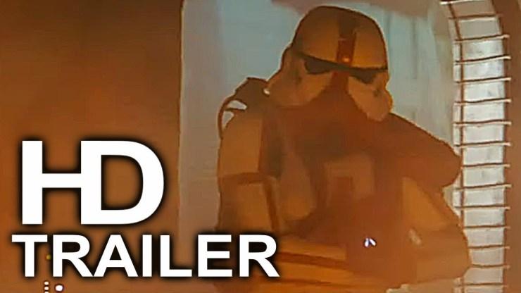 Star Wars The Mandalorian Trailer #6 NEW (2019) 1