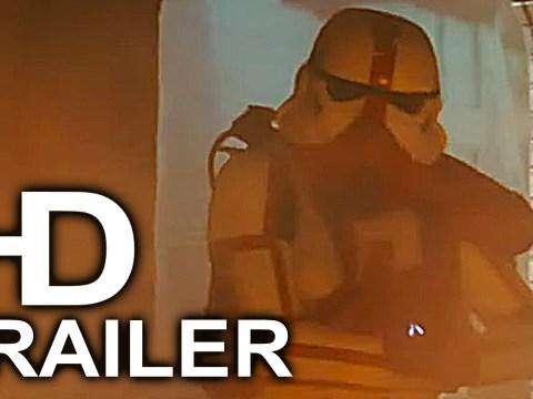 Star Wars The Mandalorian Trailer #6 NEW (2019) 10