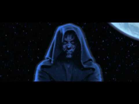 Star Wars The Phantom Menace Darth Sidious and Darth Maul first scene 1