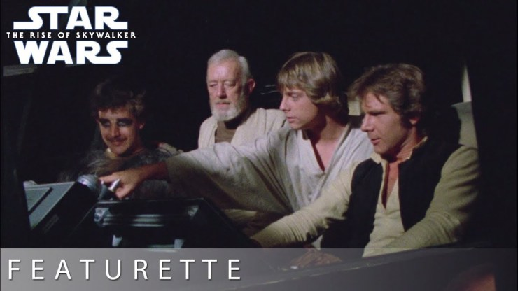 Star Wars: The Rise Of Skywalker | Featurette 1