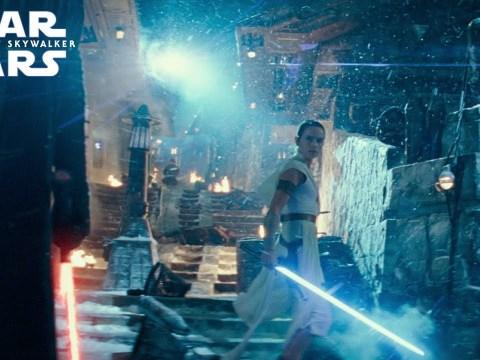 "Star Wars: The Rise of Skywalker | ""End"" TV Spot 9"