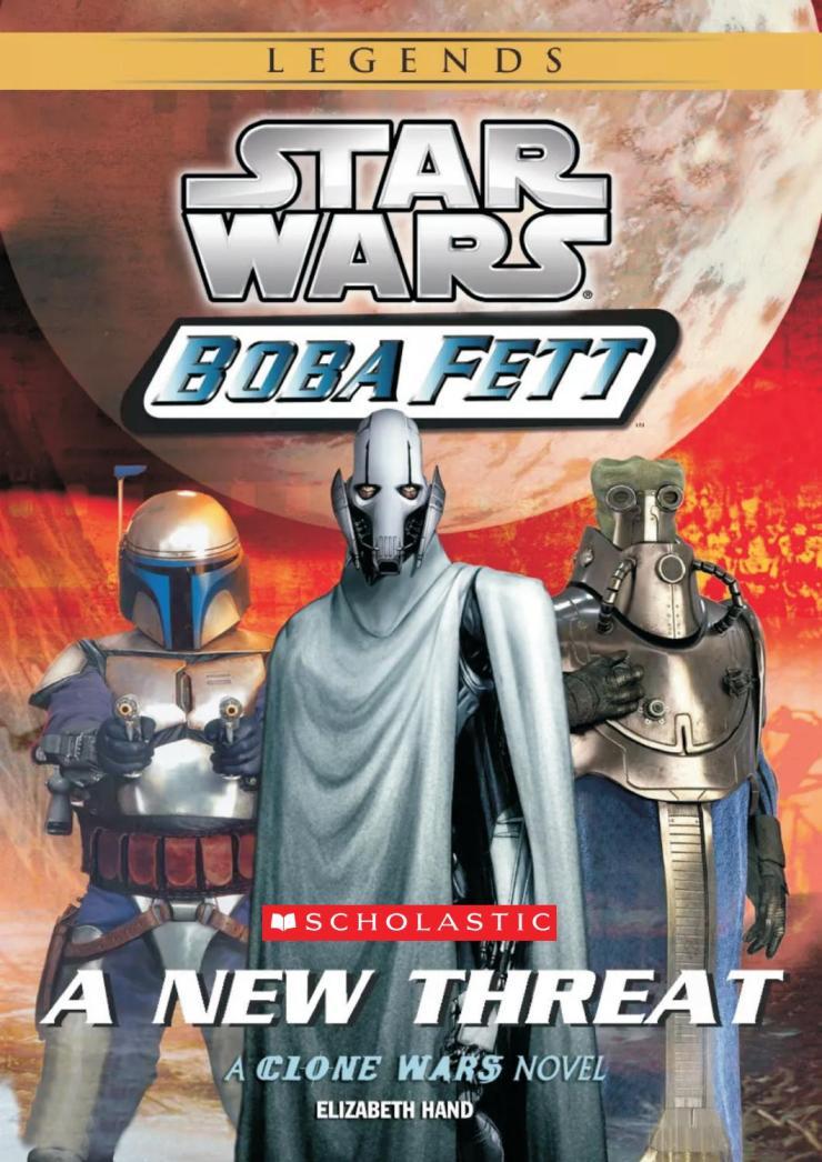 Boba Fett: A New Threat