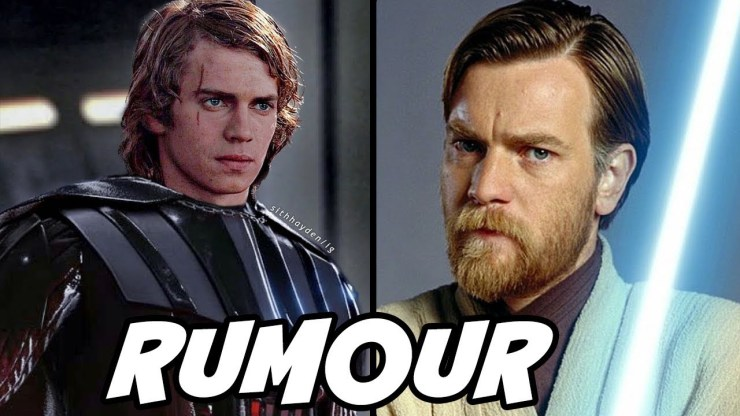 Hayden Christensen Now RUMOURED to be in Kenobi Show 1
