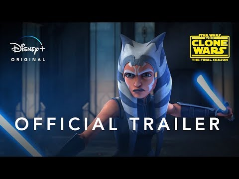 Star Wars: The Clone Wars | Official Trailer | Disney+ 1