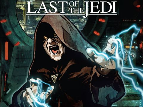 The Last of the Jedi: A Tangled Web