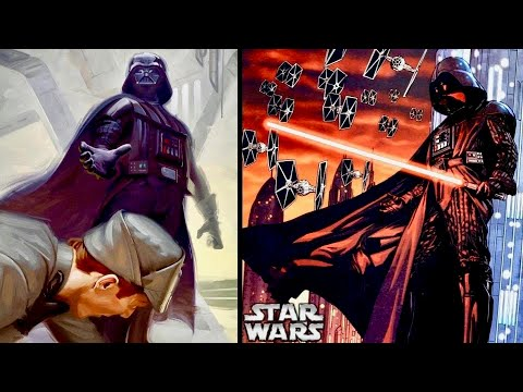 Why Palpatine Hid Darth Vader's Full Powers and Abilities