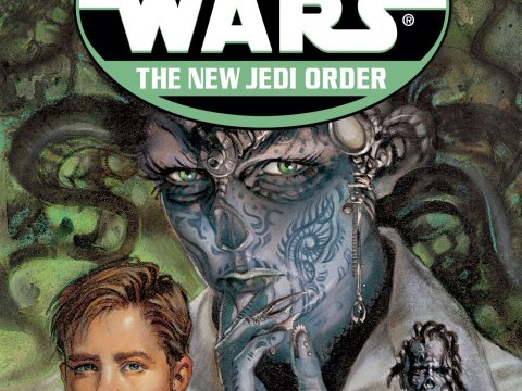 The New Jedi Order: Edge of Victory I: Conquest