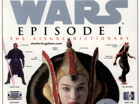 Star Wars: Episode I The Visual Dictionary