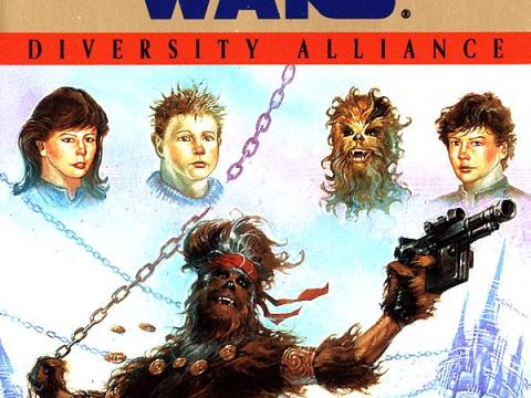 Young Jedi Knights: Diversity Alliance