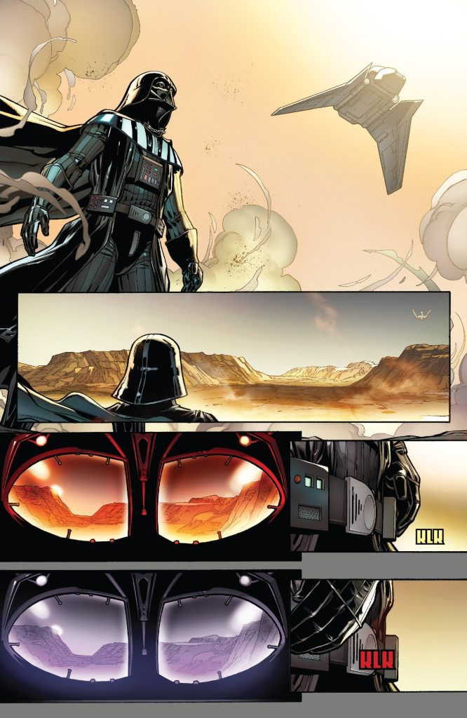 Star Wars Darth Vader – Dark Lord Of The Sith Collection Vol. 1 3