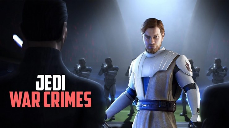 8 War Crimes Commited By the Jedi Order During Clone Wars 1
