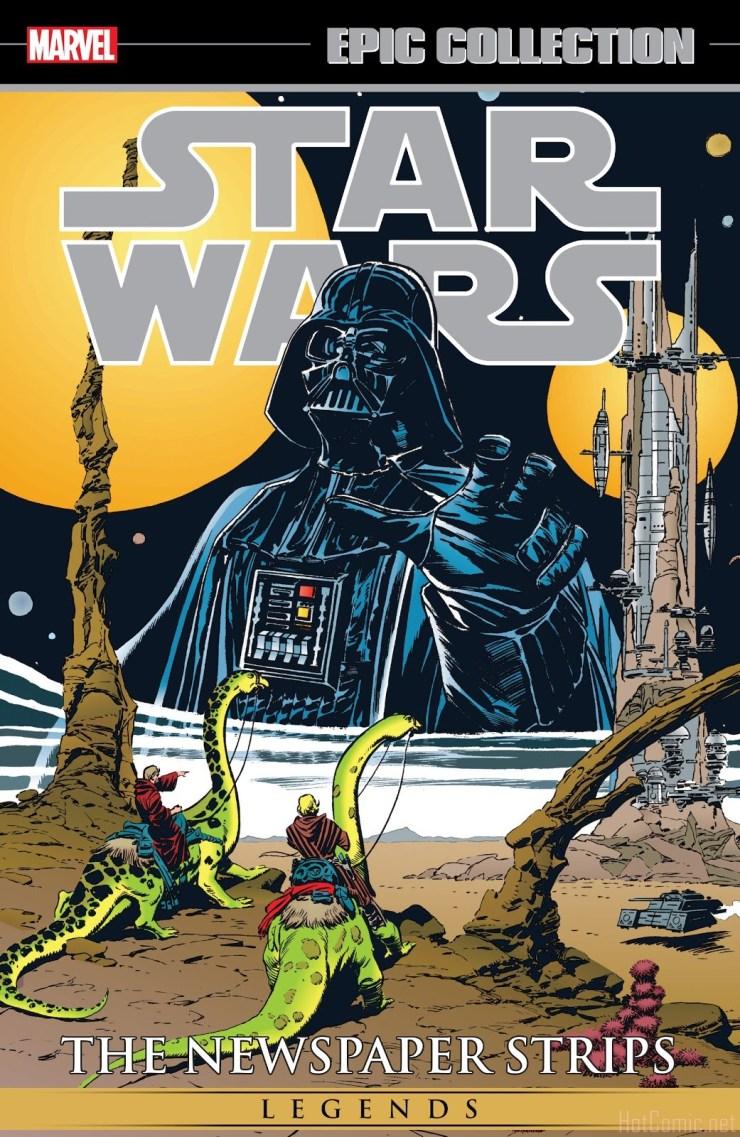 Star Wars Legends: The Newspaper Strips