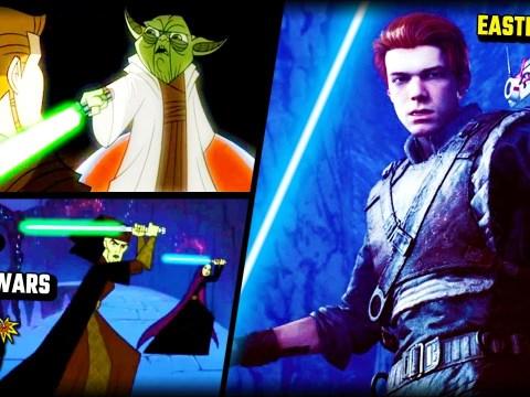10 UNIQUE Easter Eggs You Missed - Jedi Fallen Order 5