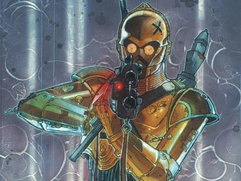 Star Wars: Droids (1994)
