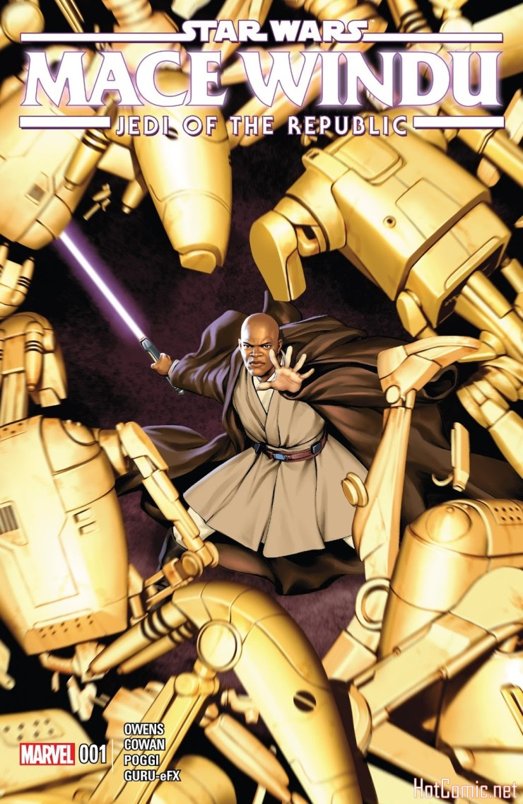 Star Wars: Mace Windu