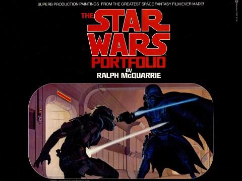 The Star Wars Portfolio