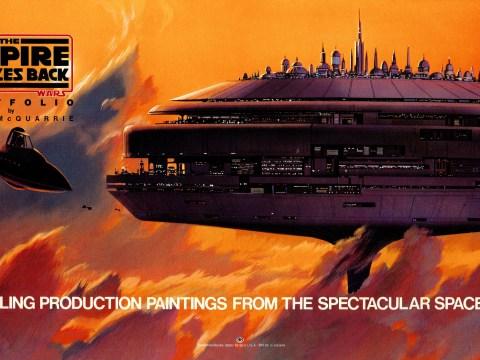 Star Wars: The Empire Strikes Back Portfolio