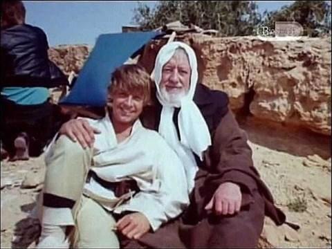 Behind the Scenes Photos: Star Wars (1977) 6