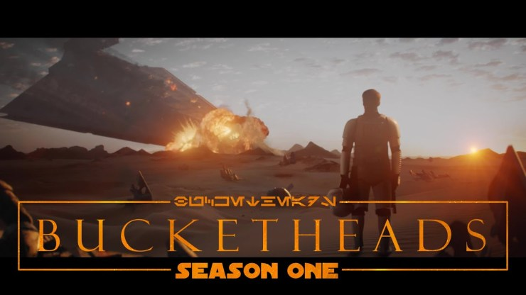 Bucketheads: Season 1 - Star Wars Fan Series (Official Trailer)